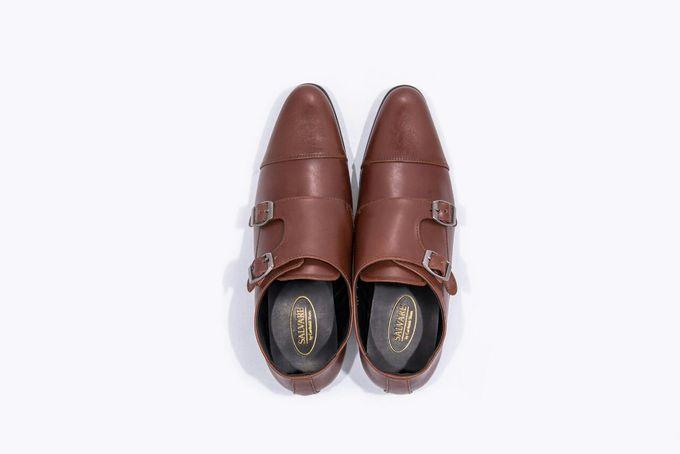 Salvare Shoes - Double Monksrap by Salvare Shoes - 002