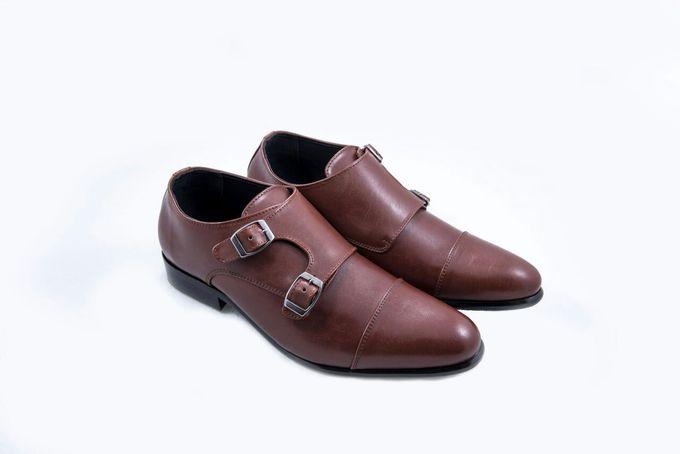Salvare Shoes - Double Monksrap by Salvare Shoes - 001