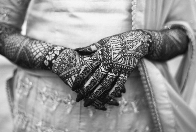 Indian theme wedding by 123WeddingCards - 007