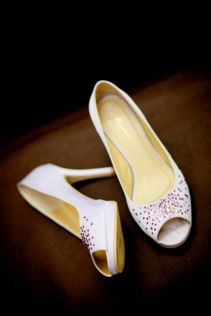 Shoes For Special Occasion by Moments Shoe - 002
