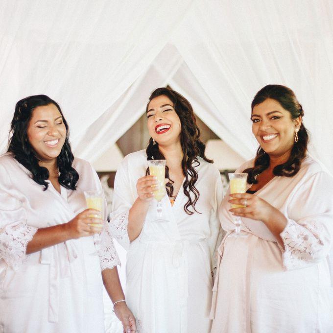 Wedding of Michelle & Prene by Mata Zoe - 013