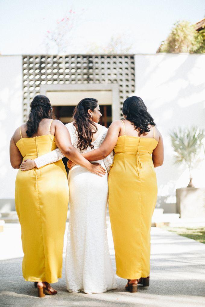 Wedding of Michelle & Prene by Mata Zoe - 014