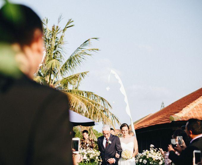 Wedding of Danusia & Marvin by Bali Dynasty Resort - 016