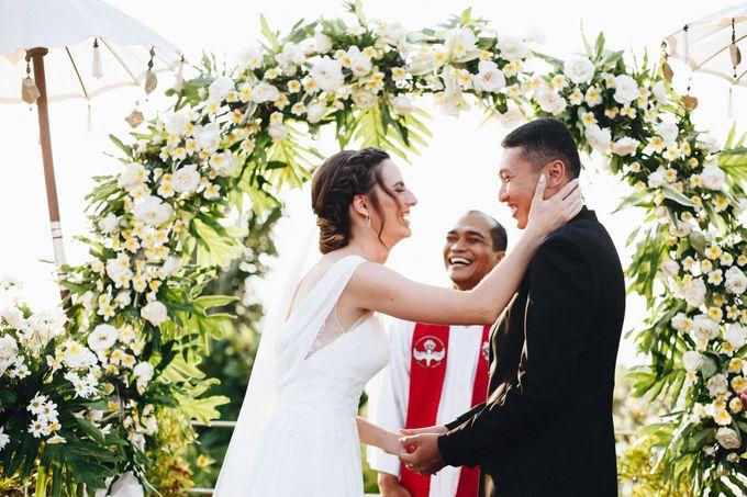 Wedding of Danusia & Marvin by Bali Dynasty Resort - 019