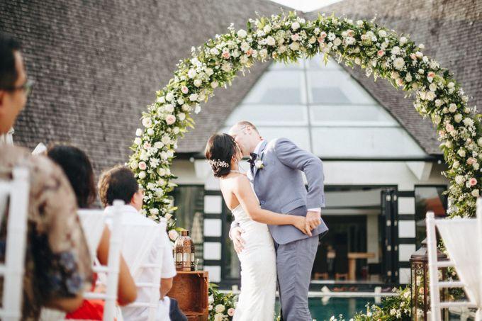 Thomas & Ling Wedding Ceremony&Reception by Bali Becik Wedding - 008