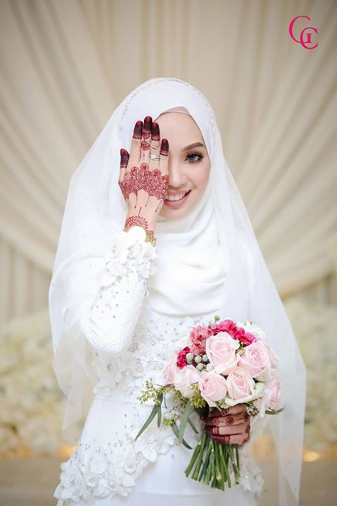 Solemnization of Razdi & Intan by The Glamorous Capture - 023