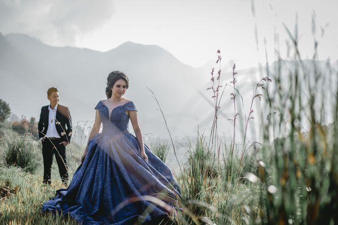 Oen Michael & Agnes Prewedding by van photoworks - 009
