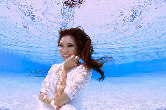 Underwater Pre Wedding Shoot by Beautistylebykoreen - 005