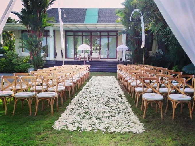 Wedding Decoration by Sitha Supply Bali - 002