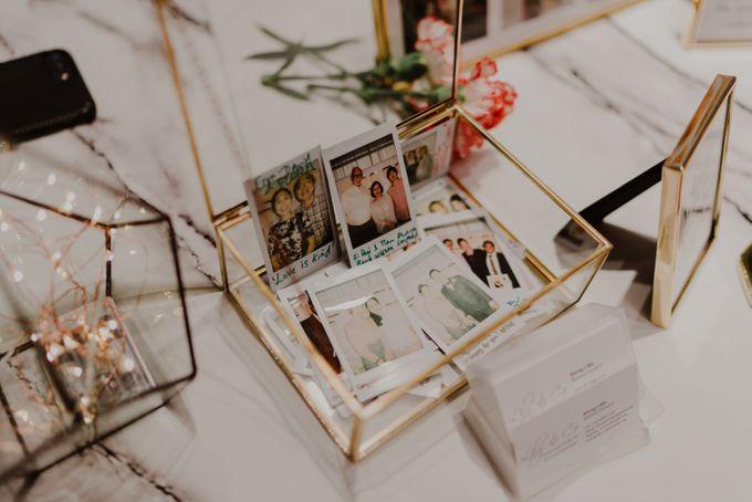 Tian Cheng & Sihui - Marble Metallic Wedding by Bloc Memoire Photography - 005