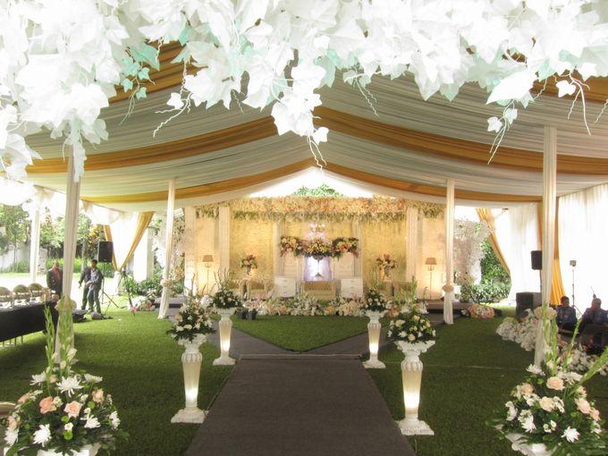 Wedding Decoration By Ratu Decoration by Sheraton Bandung Hotel & Towers - 003