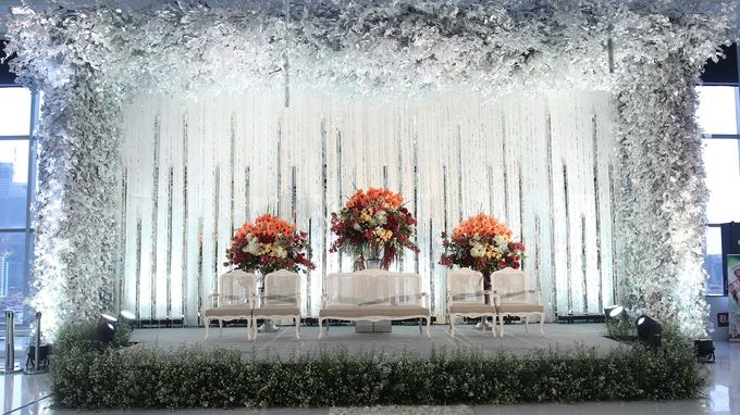 Wedding Mr Ivan & Ms Linda by Ciputra Artpreneur - 006