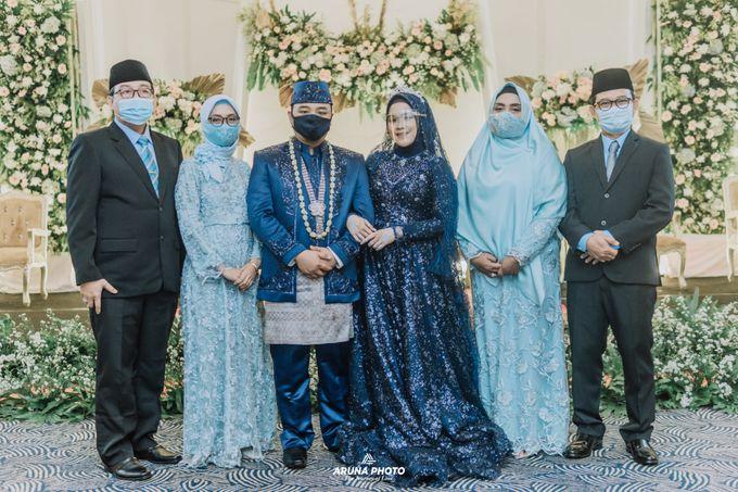 Shafira & Rafi Wedding Ceremony by Ayatana Wedding - 016