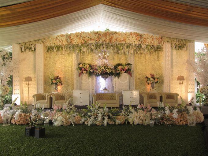 Wedding Decoration By Ratu Decoration by Sheraton Bandung Hotel & Towers - 005