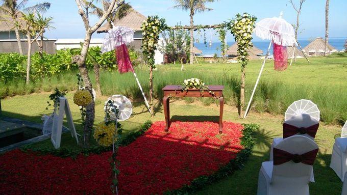 My Villa Wedding by Samabe Bali Suites & Villas - 003