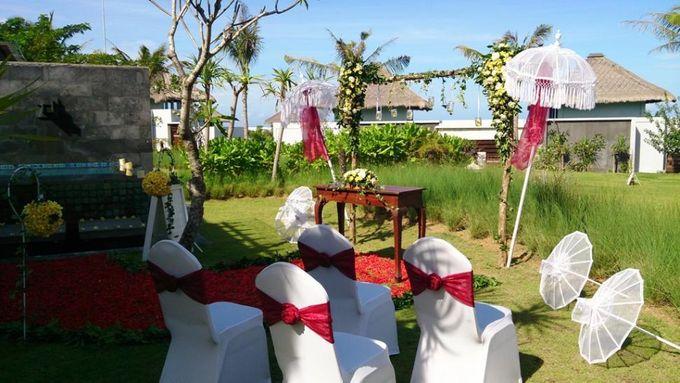My Villa Wedding by Samabe Bali Suites & Villas - 001