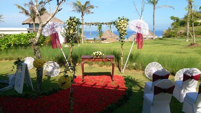 My Villa Wedding by Samabe Bali Suites & Villas - 002