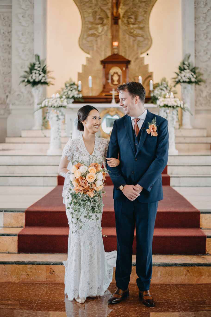 Bali Wedding Patric & Patricia at Taman Bhagawan by StayBright - 020