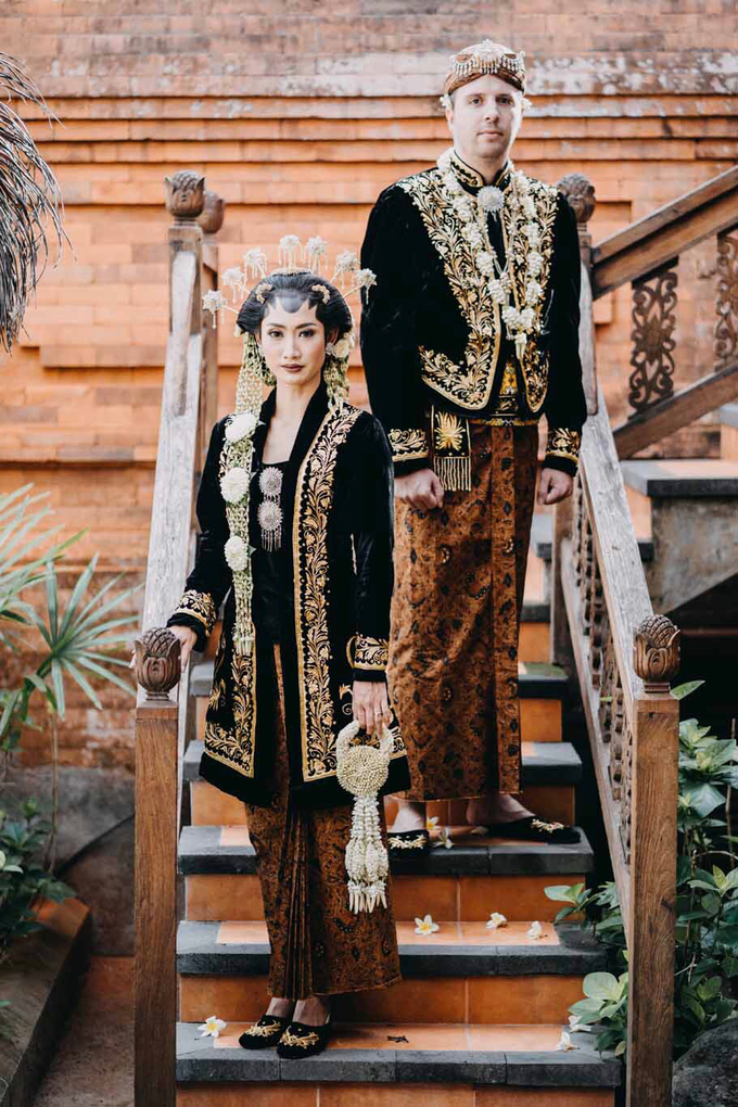 Bali Wedding Patric & Patricia at Taman Bhagawan by StayBright - 037