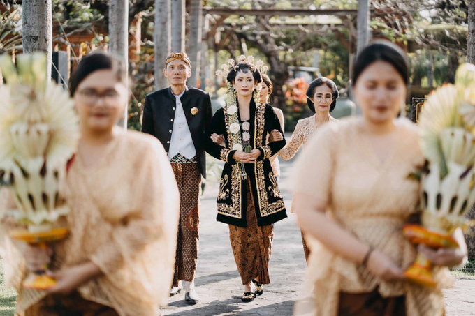 Bali Wedding Patric & Patricia at Taman Bhagawan by StayBright - 029