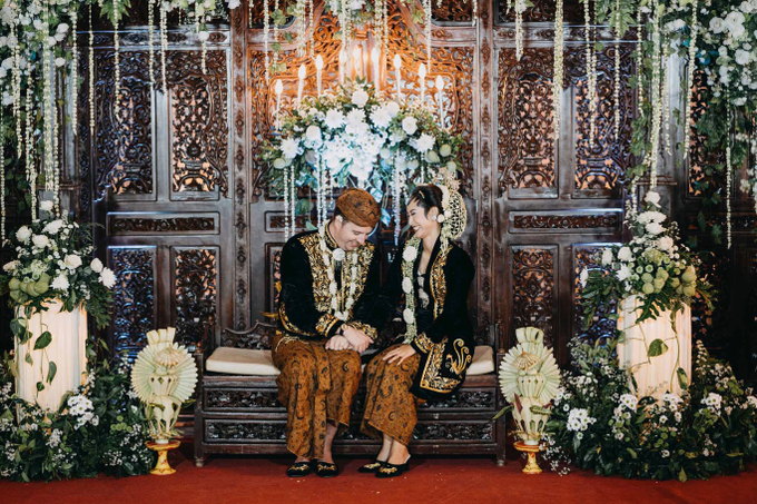 Bali Wedding Patric & Patricia at Taman Bhagawan by StayBright - 034