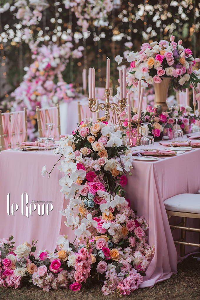 Sweet Dreams Are Made of This by Le Rêve Events International - 005