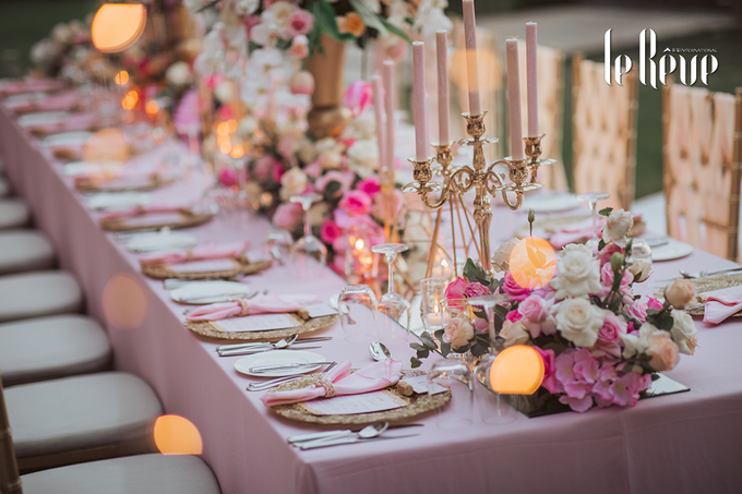 Sweet Dreams Are Made of This by Le Rêve Events International - 007