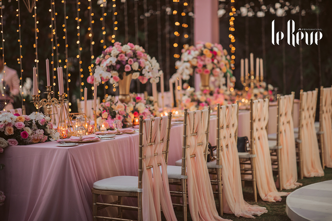 Sweet Dreams Are Made of This by Le Rêve Events International - 008