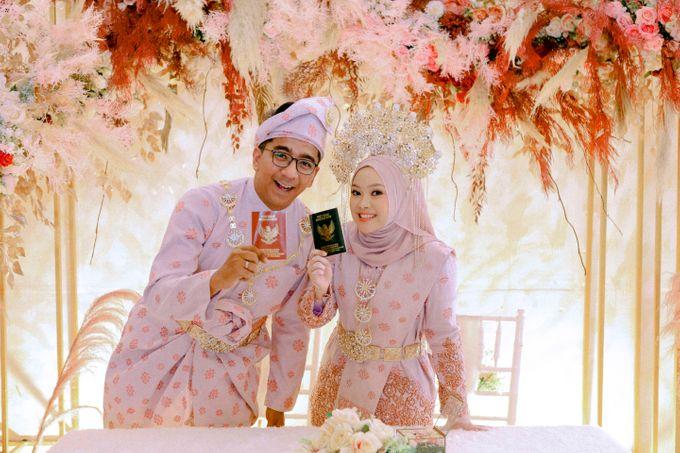 The Wedding of Ade & Tiara by Satori Planner - 009
