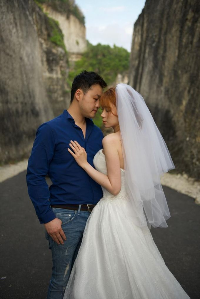 Stefee Prewedding by iLook ( Makeup & Couture ) - 001