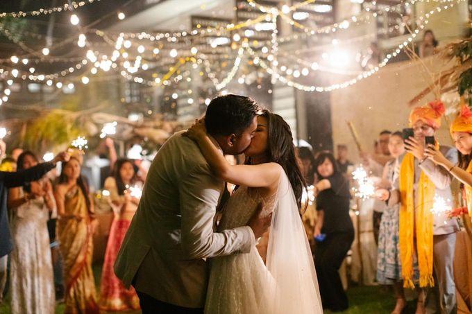 STELLA & ANKIT WEDDING by Kamandalu Ubud - 009