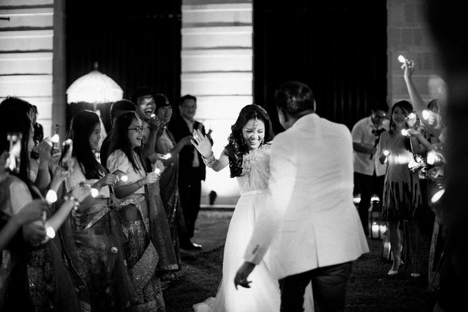 STELLA & ANKIT WEDDING by Kamandalu Ubud - 008
