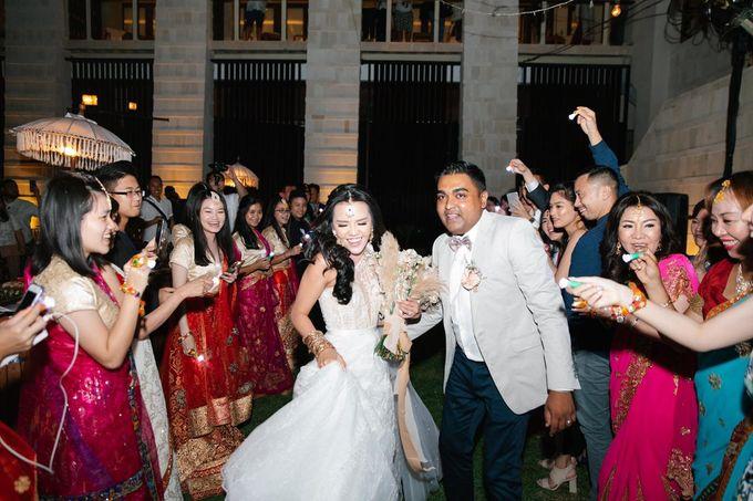 STELLA & ANKIT WEDDING by Kamandalu Ubud - 007