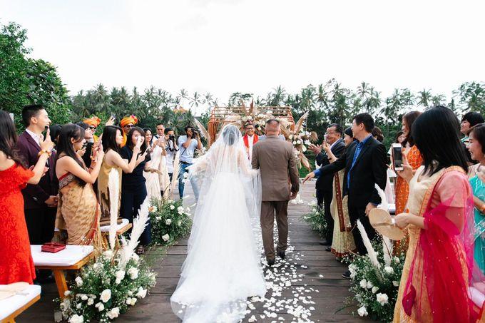 STELLA & ANKIT WEDDING by Kamandalu Ubud - 002