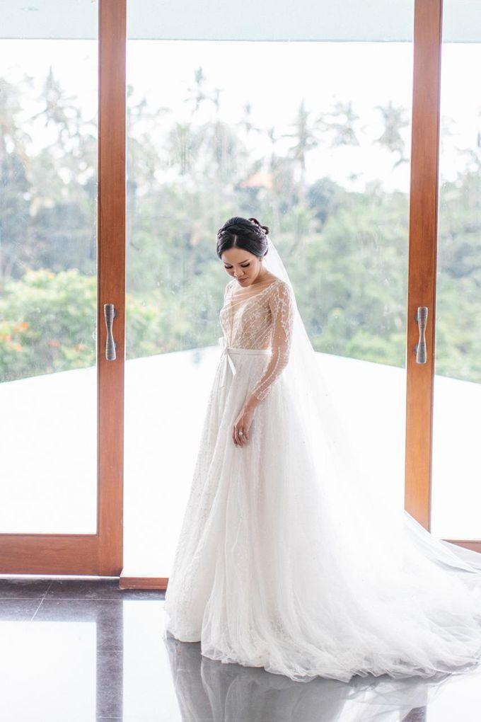 STELLA & ANKIT WEDDING by Kamandalu Ubud - 006