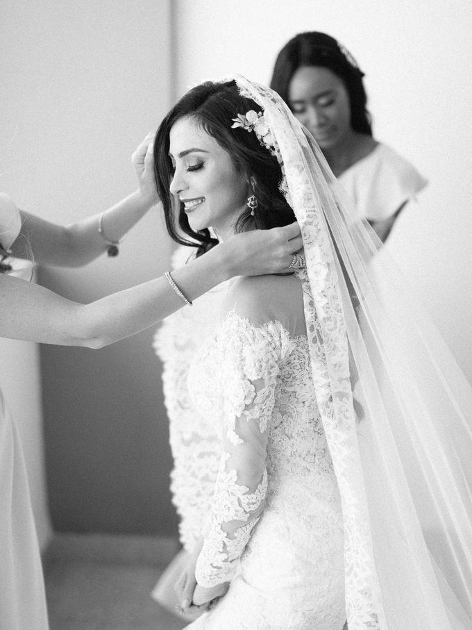 Four Seasons Ubud Bali Wedding by Bali Event Styling - 004