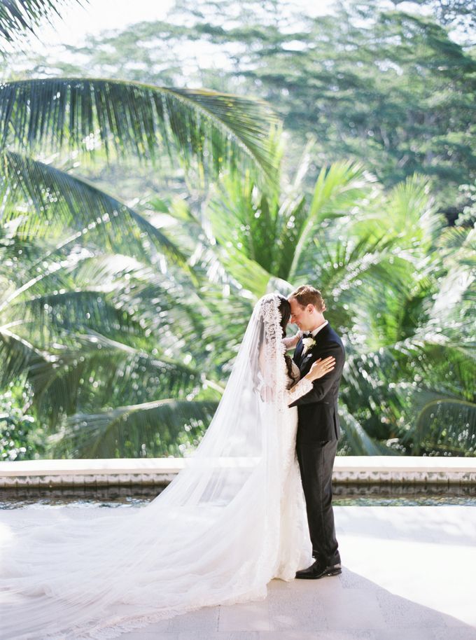 Four Seasons Ubud Bali Wedding by Bali Event Styling - 015