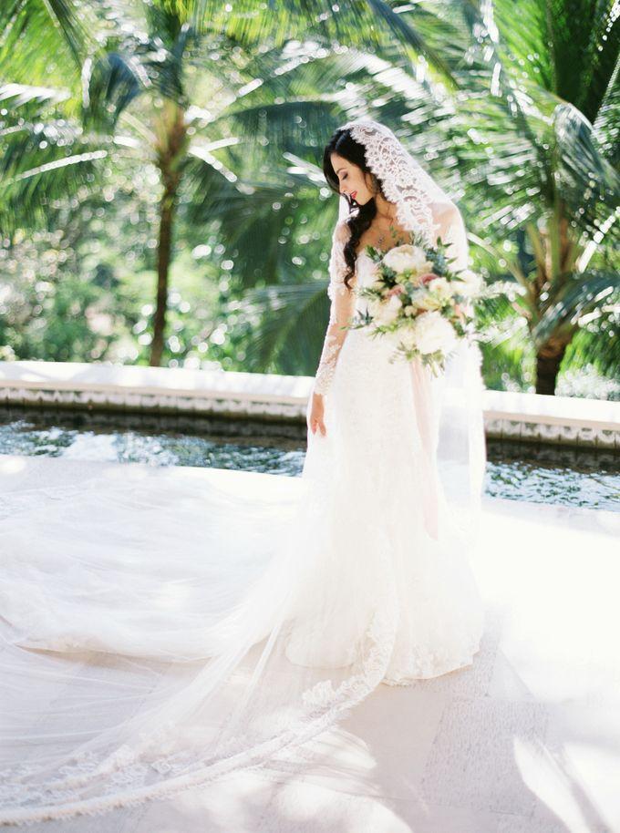 Four Seasons Ubud Bali Wedding by Bali Event Styling - 016