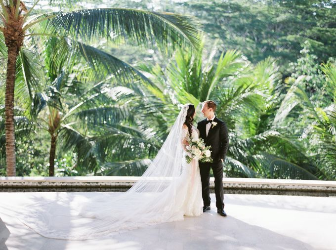 Four Seasons Ubud Bali Wedding by Bali Event Styling - 019