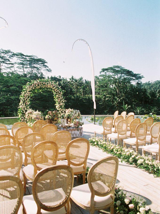 Four Seasons Ubud Bali Wedding by Bali Event Styling - 025