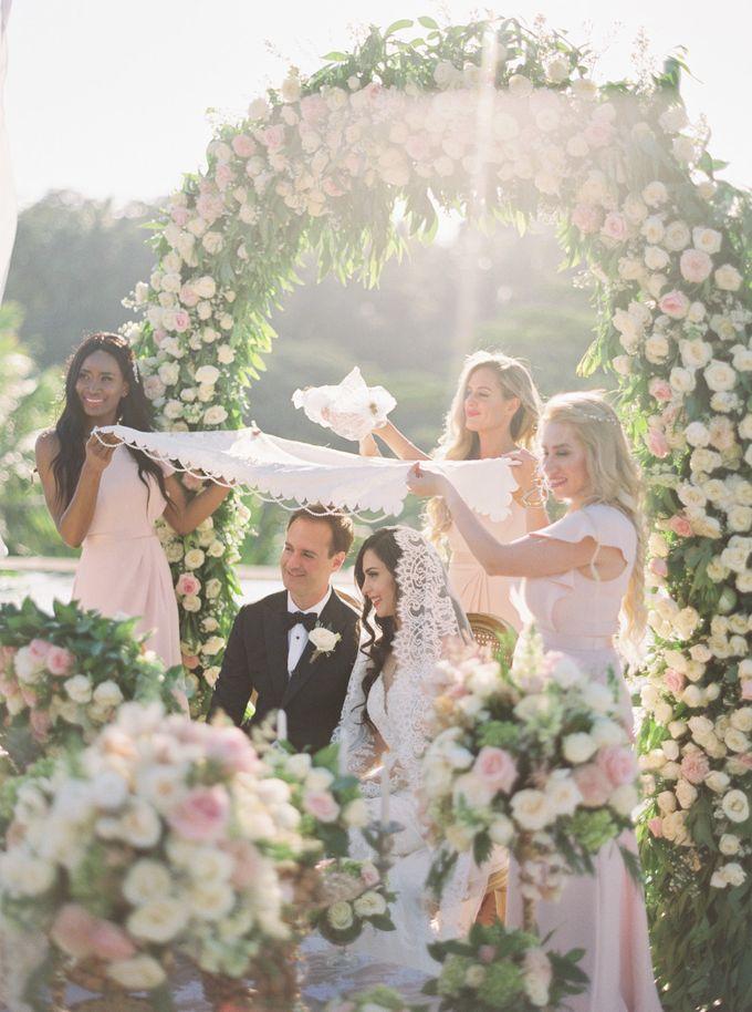 Four Seasons Ubud Bali Wedding by Bali Event Styling - 026