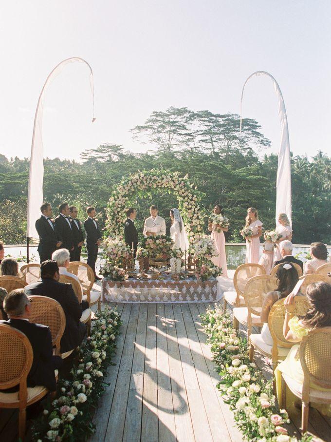 Four Seasons Ubud Bali Wedding by Bali Event Styling - 027