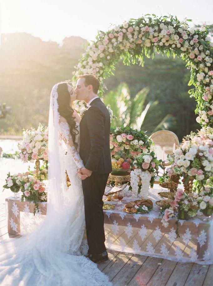 Four Seasons Ubud Bali Wedding by Bali Event Styling - 028