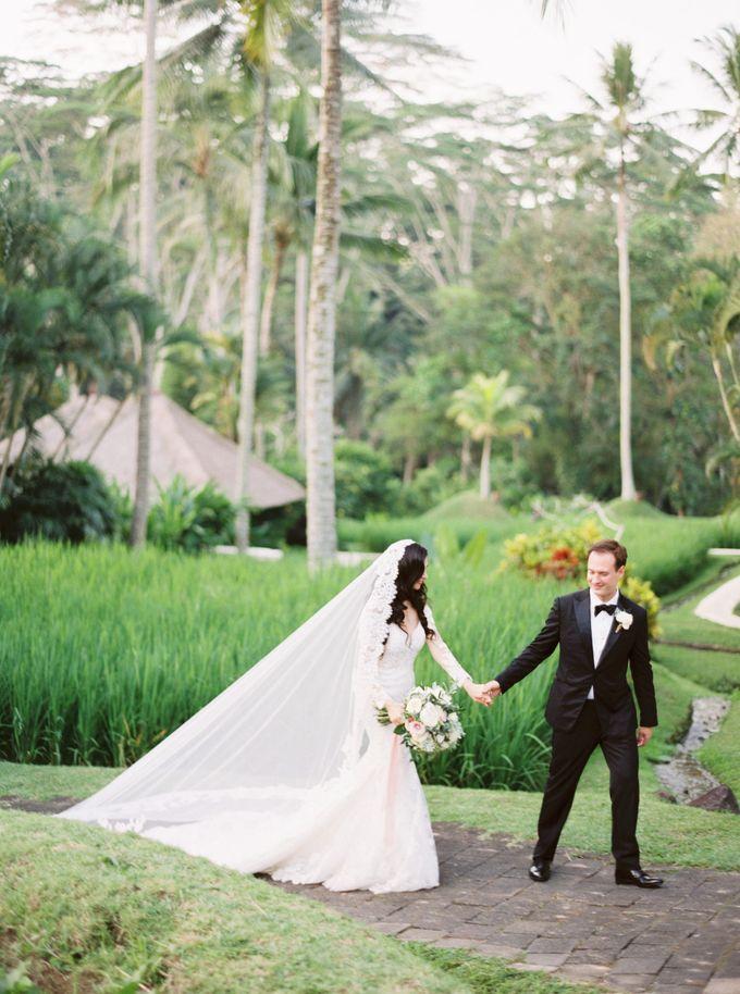 Four Seasons Ubud Bali Wedding by Bali Event Styling - 032