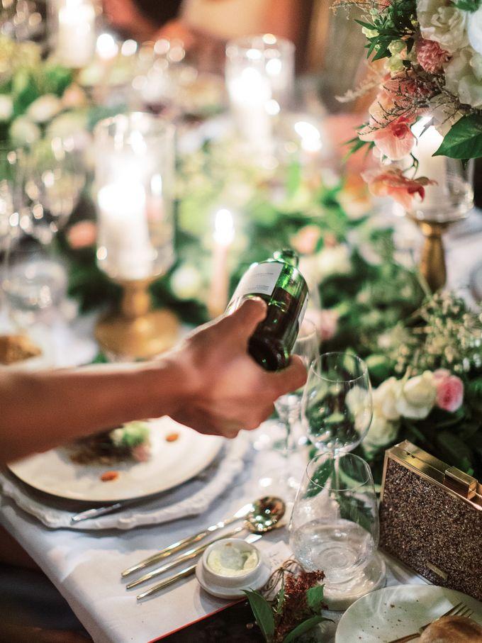 Four Seasons Ubud Bali Wedding by Bali Event Styling - 046