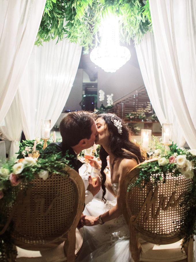 Four Seasons Ubud Bali Wedding by Bali Event Styling - 048