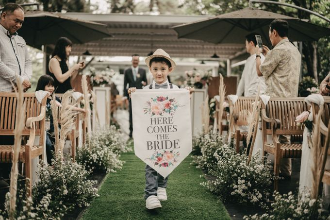 The Wedding of Stephan & Gabby by Elior Design - 007