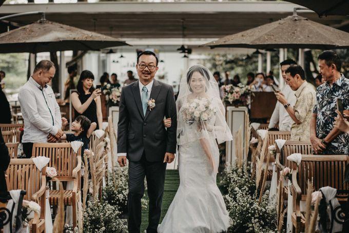 The Wedding of Stephan & Gabby by Elior Design - 009