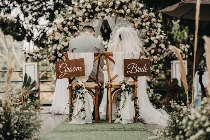 The Wedding of Stephan & Gabby by Elior Design - 011