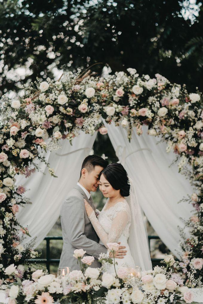 The Wedding of Stephan & Gabby by Elior Design - 004